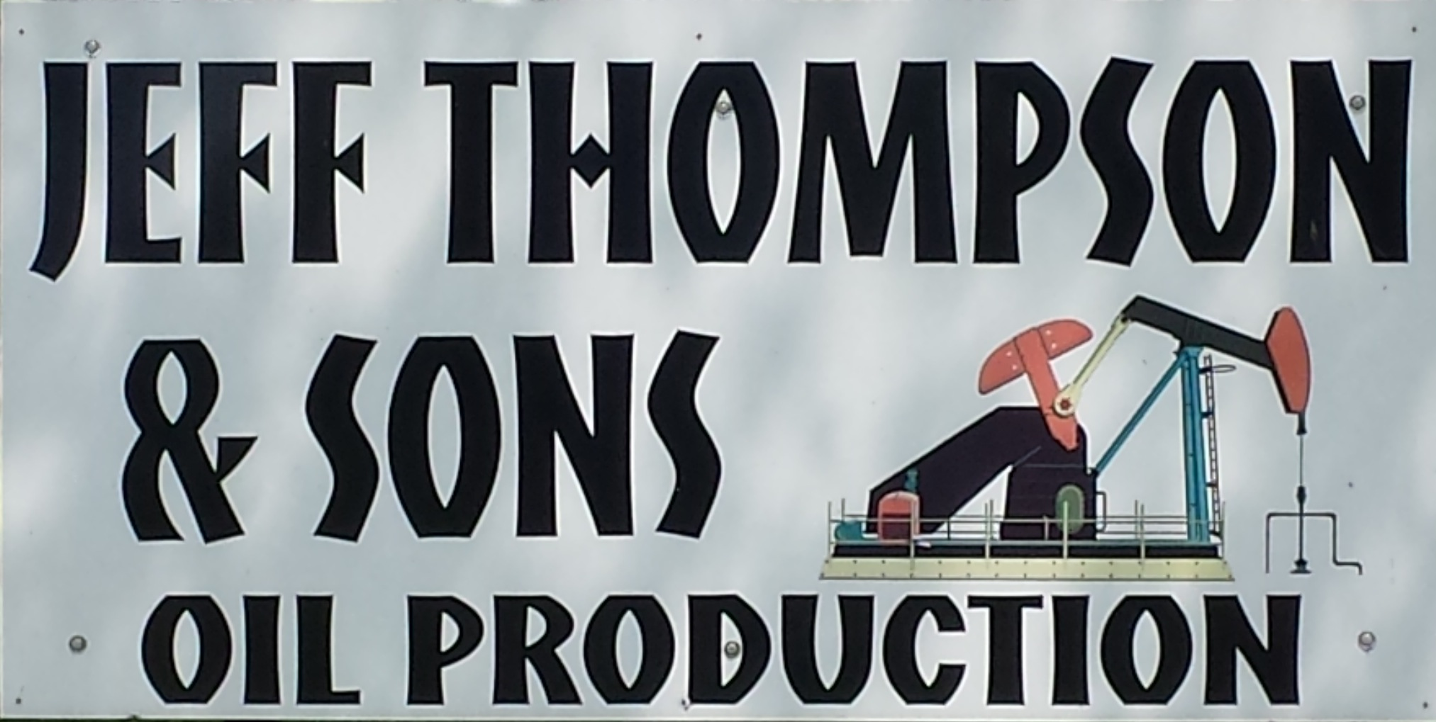 Jeff Thompson and Sons Oil