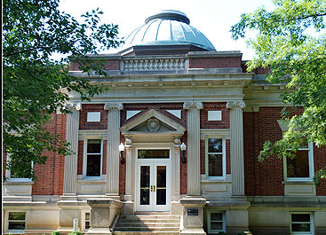 Hendricks Hall